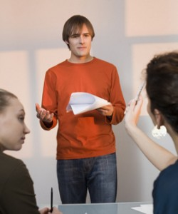 Acting Audition Callback  (picture from Dreamtime - do not copy)